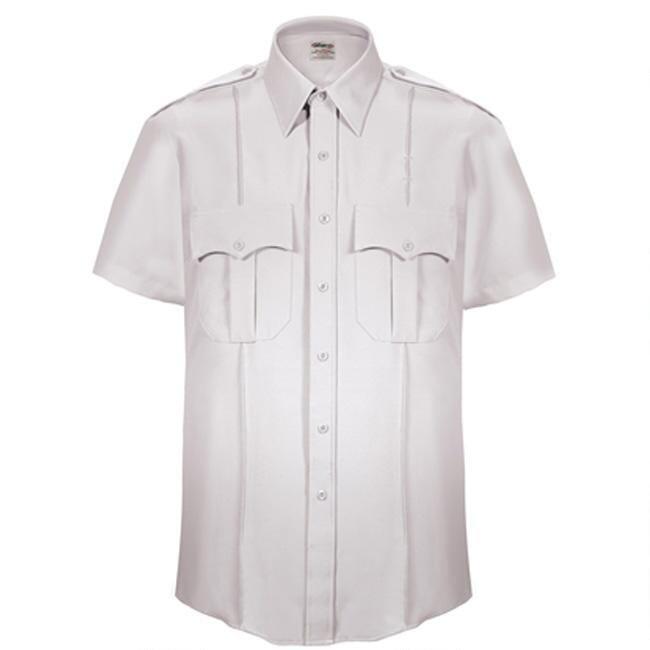 Elbeco TexTrop2 Men's Zippered Short Sleeve Shirt