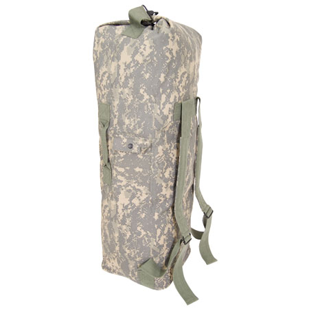 Fox Tactical Two Strap Duffle Bag