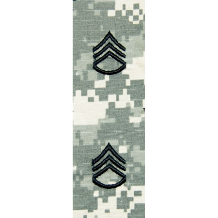 BasicGear ACU Sew On Rank (1 Pair)