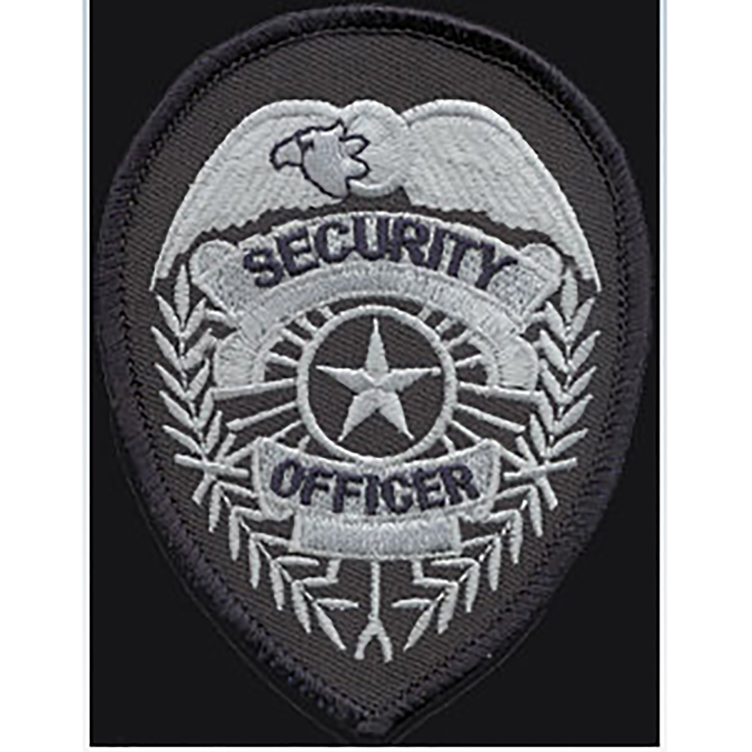 Premier Emblem Security Officer Shield UX094