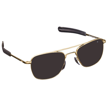 AO Original Pilot Military Sunglasses