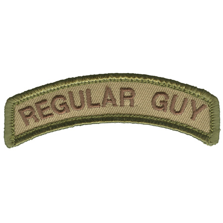 Mil-Spec Monkey Regular Guy Patch