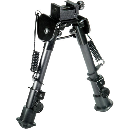 LEAPERS UTG Tactical OP Bipod - SWAT/Combat Profile Adjustab