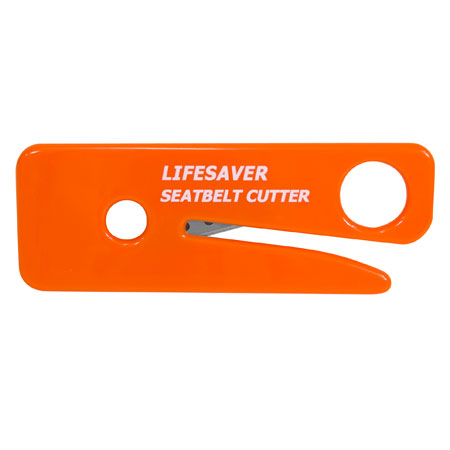 EMI Lifesaver Seat Belt Cutter