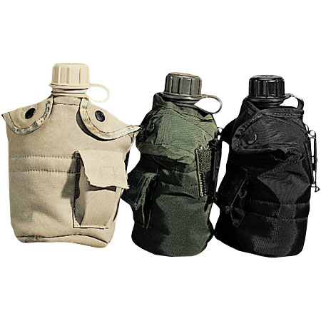 BasicGear Canteen Covers